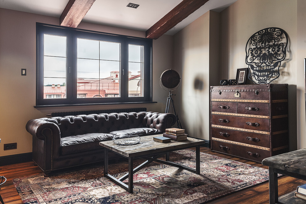Мебель лофт в интерьере