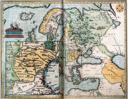 Древние названия городов и стран